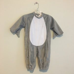 Toddler 2-4t shark costume Halloween